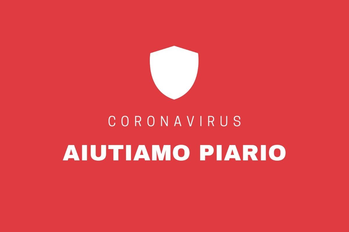 AIUTIAMO PIARIO